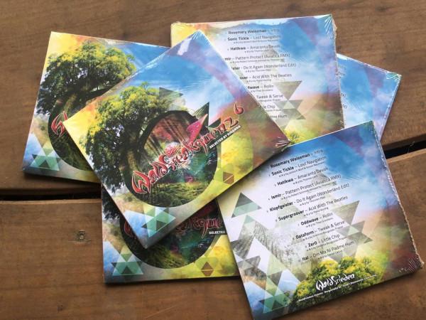 CD Waldfreakquenz 6