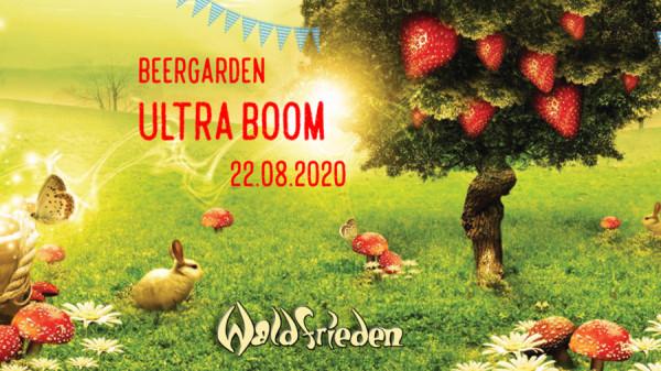 Ultra Boom Beergarden