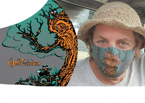Waldfrieden Supporter Maske