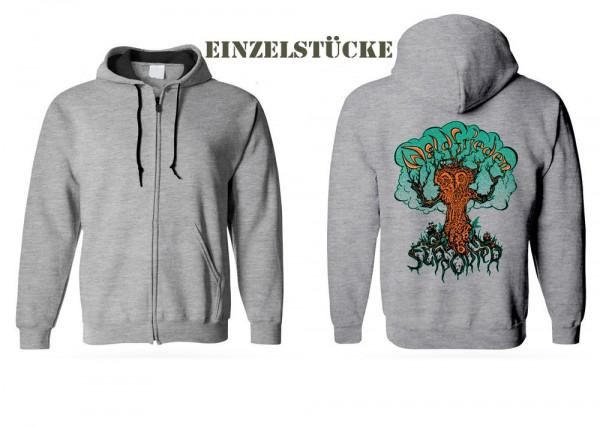 Supporter Zip-Hoodie Organic Fair Einzelstücke
