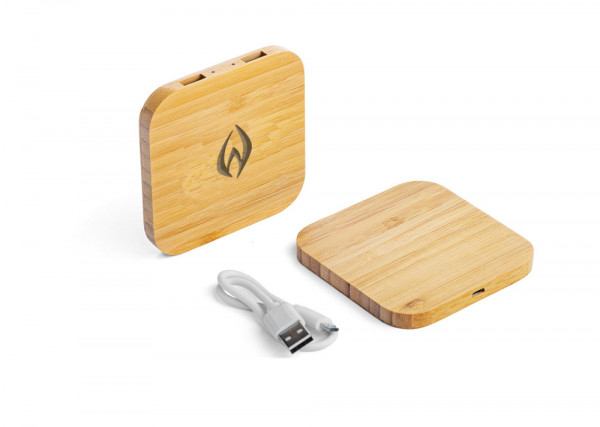 Bambus Smartphone Charger