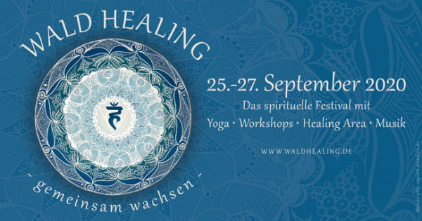 Wald Healing - gemeinsam wachsen