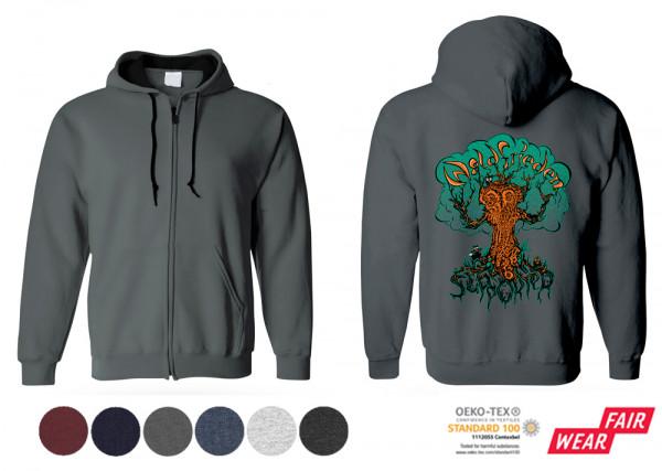 Supporter Zip-Hoodie Organic Fair